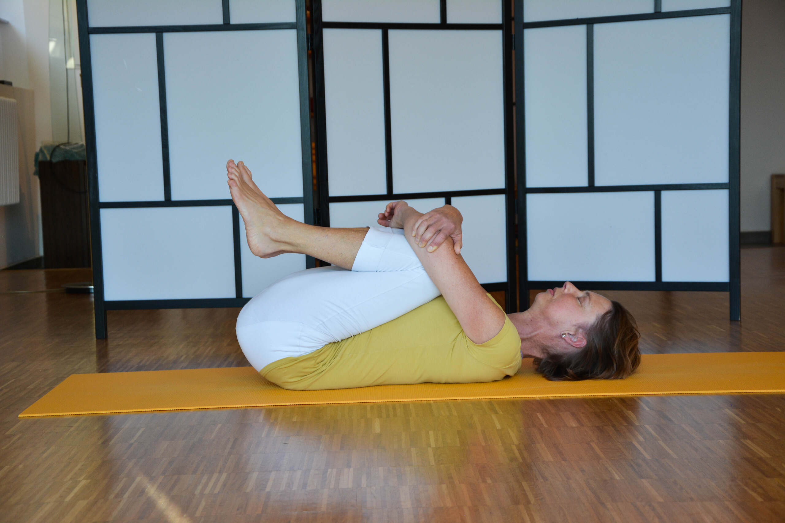 Einsteiger Yoga